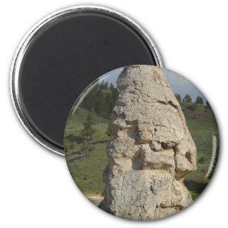 Liberty Cap Yellowstone Magnet