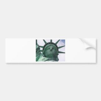 Liberty Design Bumper Sticker