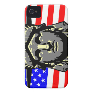 Liberty Head Over Flag iPhone 4 Cases