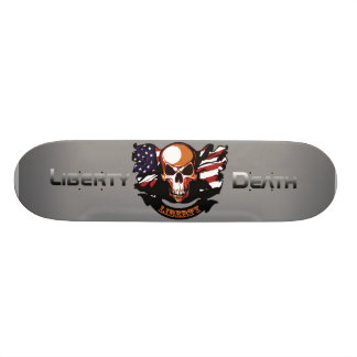 Liberty Is Not Free Skate Board
