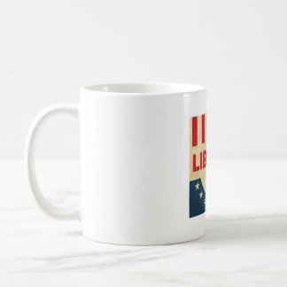 Liberty Is Rising Coffee Mug