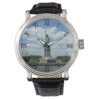 LIBERTY ISLAND WATCH