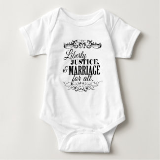 LIBERTY JUSTICE AND MARRIAGE FOR ALL -.png Shirt