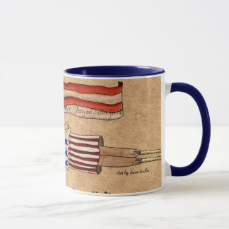 Liberty & Justice for All Mug