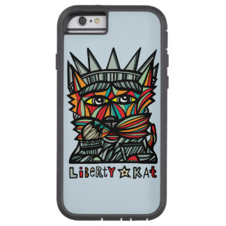 """Liberty Kat"" Tough Xtreme Phone Case"