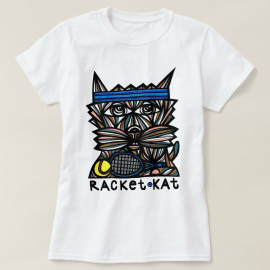 """Liberty Kat"" Womens' T-Shirt"
