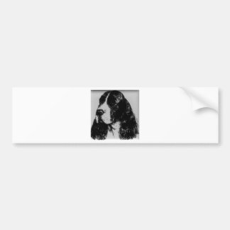 LIBERTY KENNELS LOGO BUMPER STICKER