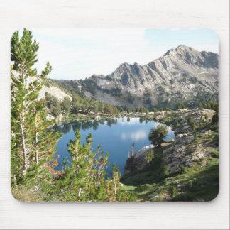 Liberty Lake, Ruby Mtns NV Mouse Pad