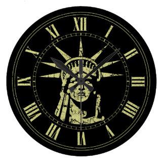 Liberty Large Clock