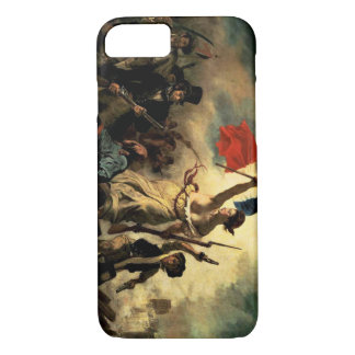 Liberty Leading the People by Delacroix iPhone 7 Case