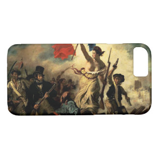 Liberty Leading the People by Delacroix iPhone 8/7 Case