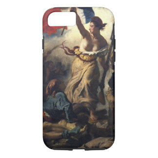 Liberty Leading the People iPhone 8/7 Case