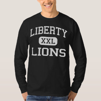 Liberty - Lions - High School - Peoria Arizona T-Shirt