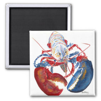 LIBERTY LOBSTER Magnet