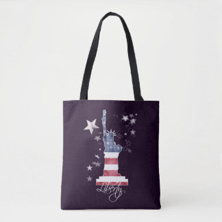 Liberty Manhattan New York USA, Art Tote Bag