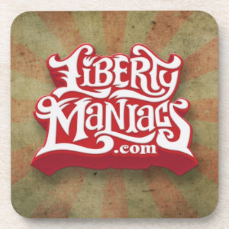 Liberty Maniacs Cork Coaster