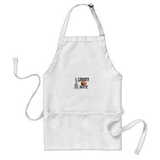 liberty nut standard apron