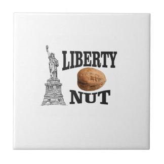 liberty nut tile