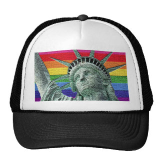 Liberty Pride Trucker Hat