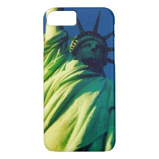 liberty statue iPhone 7 case