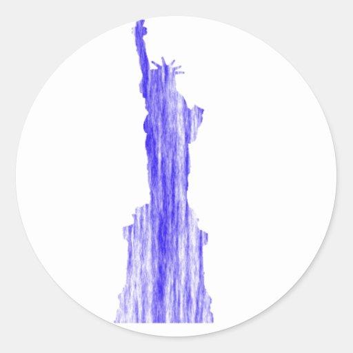 Liberty Strands Sticker