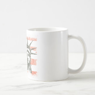 LIBERTY USA COFFEE MUG