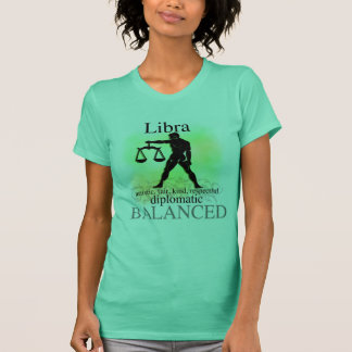 Libra About You Tshirts