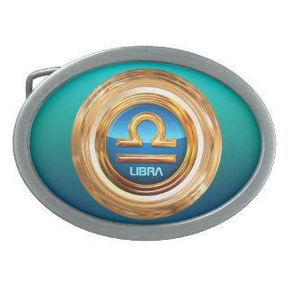 Libra Astrological Sign Belt Buckles