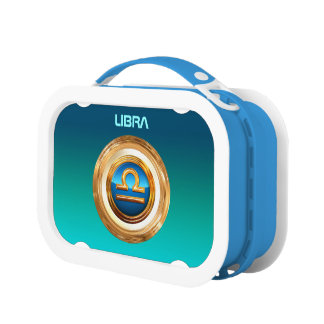 Libra Astrological Sign Customized Lunch Boxes