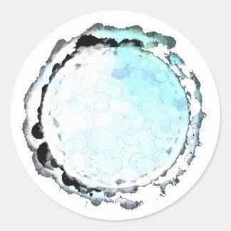 Libra Blue Moon Sticker