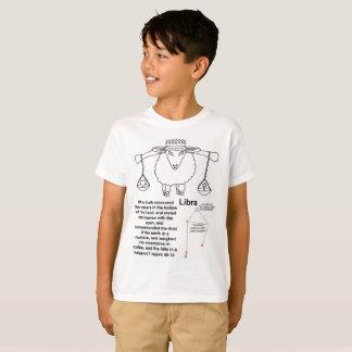 Libra Christian Prophecy T-shirt (kids)