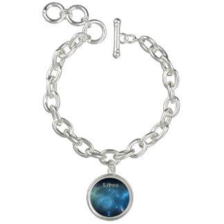 Libra constellation bracelet