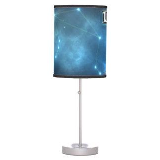Libra constellation desk lamps