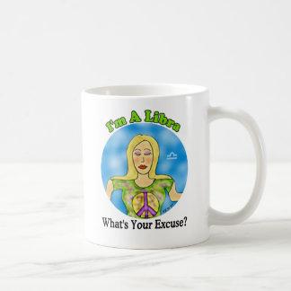 Libra Excuse Mug