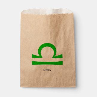 Libra Favour Bag