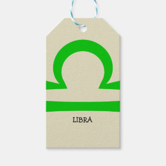 Libra Gift Tags