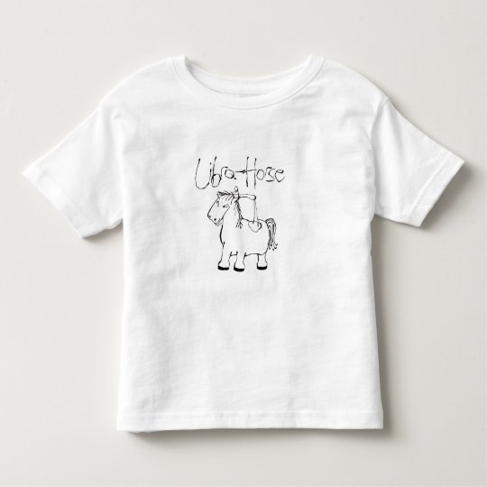 Libra-Horse Toddler T-shirt