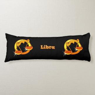 Libra illustration body pillow