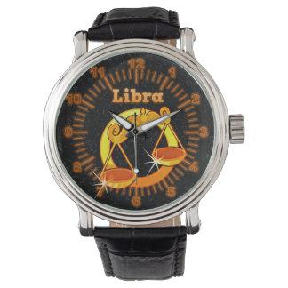 Libra illustration watch