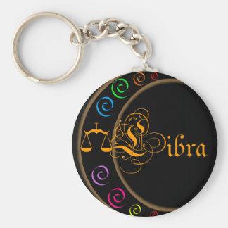 Libra Keychain