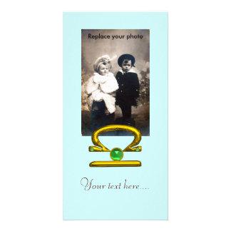 LIBRA PHOTO CARDS