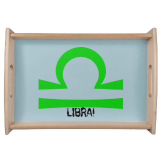 Libra Serving Tray