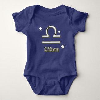 Libra symbol baby bodysuit