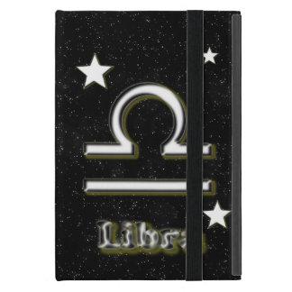 Libra symbol cover for iPad mini