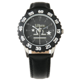 Libra symbol watch