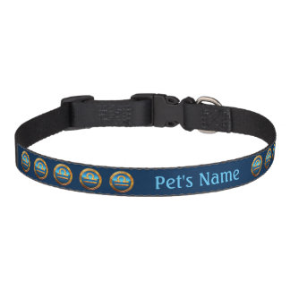 Libra - The Scales Astrological Sign Pet Collar