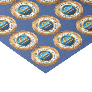 Libra - The Scales Zodiac Sign Tissue Paper