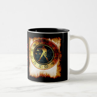 Libra Two-Tone Coffee Mug