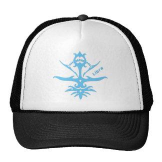 Libra Zodiac Sign Trucker Hat