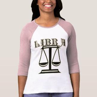 Libra Zodiac Symbol T-Shirt